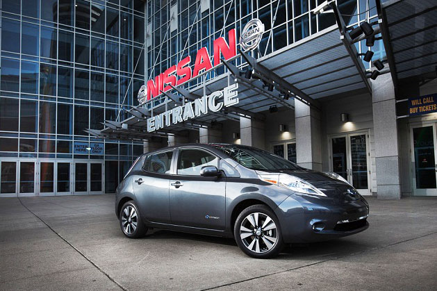 Now in its third model year, the highly innovative, industry leading Nissan LEAF pure electric vehicle features an extensive list of important enhancements for 2013. Importantly, LEAF is now assembled in the United States at Nissan's Smyrna, Tenn. assembly plant, with battery production taking place right next door in the country's largest lithium-ion automotive battery plant.